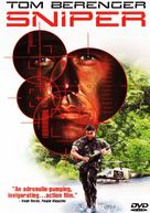 Sniper - DVD movie cover (xs thumbnail)
