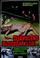 Satan's Skin - Swedish Movie Poster (xs thumbnail)