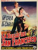 The San Francisco Story - Belgian Movie Poster (xs thumbnail)