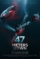 47 Meters Down - Malaysian Movie Poster (xs thumbnail)