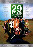 29 Palms - German DVD cover (xs thumbnail)