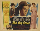 The Big Steal - Movie Poster (xs thumbnail)