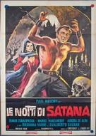 La marca del Hombre-lobo - Italian Movie Poster (xs thumbnail)