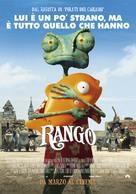 Rango - Italian Movie Poster (xs thumbnail)