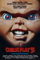 Child's Play 3 - Movie Poster (xs thumbnail)