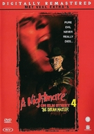 A Nightmare on Elm Street 4: The Dream Master - Dutch Movie Cover (xs thumbnail)