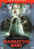 Manhattan Baby - German DVD cover (xs thumbnail)