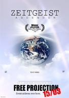Zeitgeist: Addendum - Movie Poster (xs thumbnail)