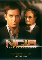 """Navy NCIS: Naval Criminal Investigative Service"" - French DVD cover (xs thumbnail)"