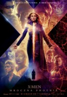 Dark Phoenix - Polish Movie Poster (xs thumbnail)