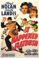 It Happened in Flatbush - Movie Poster (xs thumbnail)
