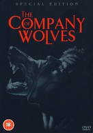 The Company of Wolves - British DVD cover (xs thumbnail)
