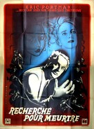 Wanted for Murder - French Movie Poster (xs thumbnail)
