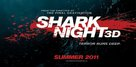 Shark Night 3D - Movie Poster (xs thumbnail)