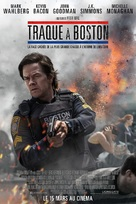 Patriots Day - Belgian Movie Poster (xs thumbnail)