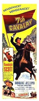 7th Cavalry - Movie Poster (xs thumbnail)