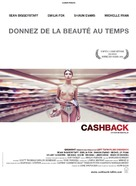 Cashback - French Movie Poster (xs thumbnail)