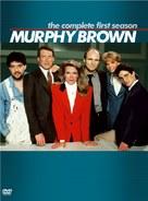 """Murphy Brown"" - DVD cover (xs thumbnail)"