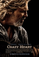 Crazy Heart - Advance movie poster (xs thumbnail)