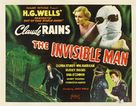 The Invisible Man - Re-release movie poster (xs thumbnail)