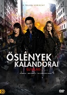 """""""Primeval: New World"""" - Hungarian Movie Cover (xs thumbnail)"""