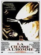 La chasse à l'homme - French Movie Poster (xs thumbnail)