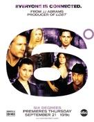 """Six Degrees"" - Movie Poster (xs thumbnail)"
