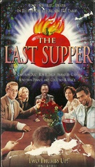 The Last Supper - VHS cover (xs thumbnail)