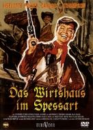 Das Wirtshaus im Spessart - German DVD cover (xs thumbnail)