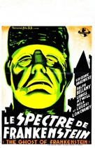 The Ghost of Frankenstein - Belgian Movie Poster (xs thumbnail)