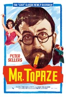Mr. Topaze - British Re-release movie poster (xs thumbnail)