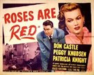 Roses Are Red - Movie Poster (xs thumbnail)