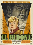 Il bidone - French Movie Poster (xs thumbnail)