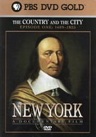 """New York: A Documentary Film"" - DVD movie cover (xs thumbnail)"
