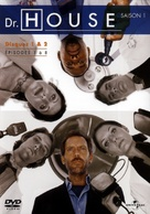 """House M.D."" - French DVD movie cover (xs thumbnail)"