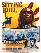 Sitting Bull - French Movie Poster (xs thumbnail)