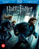 Harry Potter and the Deathly Hallows: Part I - Dutch Movie Cover (xs thumbnail)