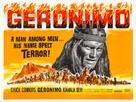 Geronimo - British Movie Poster (xs thumbnail)