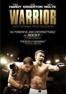 Warrior - DVD movie cover (xs thumbnail)