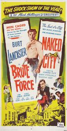 Brute Force - Combo poster (xs thumbnail)