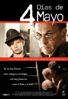 4 Tage im Mai - Spanish Movie Poster (xs thumbnail)