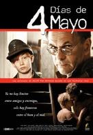 4 Tage im Mai - Spanish Movie Poster (xs thumbnail)