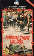 Children in the Crossfire - Finnish VHS cover (xs thumbnail)