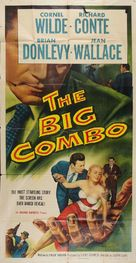 The Big Combo - Movie Poster (xs thumbnail)