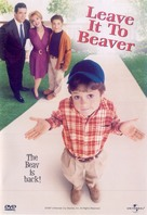 Leave It to Beaver - DVD cover (xs thumbnail)