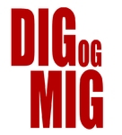 Dig og mig - Danish Logo (xs thumbnail)