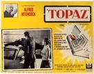 Topaz - Mexican Movie Poster (xs thumbnail)