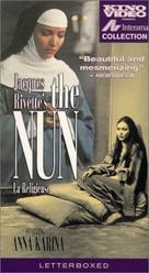 La religieuse - Movie Cover (xs thumbnail)