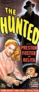 The Hunted - Australian Movie Poster (xs thumbnail)