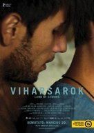 Viharsarok - Hungarian Movie Poster (xs thumbnail)